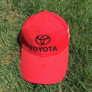 Other - TOYOTA DAD HAT (AUTHENTIC)